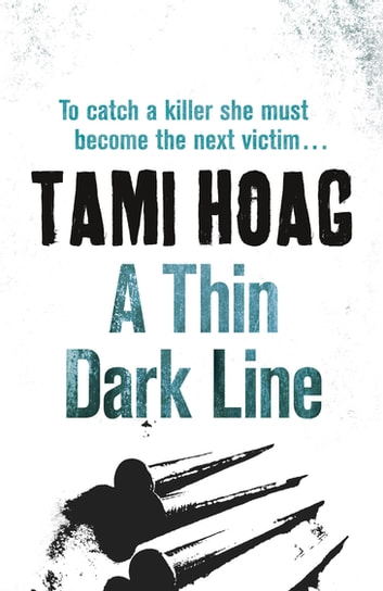 A Thin Dark Line ebook by Tami Hoag