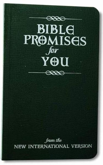 Bible Promises for You eBook by Zondervan