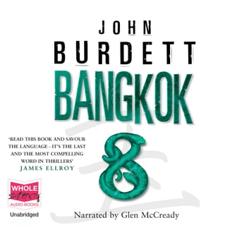 Bangkok 8 audiobook by John Burdett