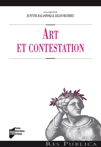 Art et contestation ebook by