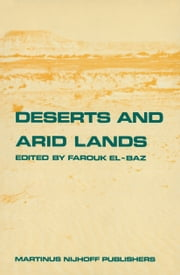 Deserts and arid lands ebook by F. El-Baz