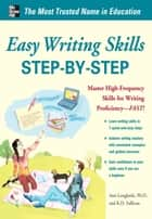 Easy Writing Skills Step-by-Step ebook by Ann Longknife,K. D. Sullivan