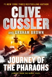 Journey of the Pharaohs ebook by Clive Cussler, Graham Brown