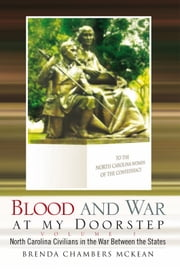 Blood and War at my Doorstep ebook by Brenda Chambers McKean