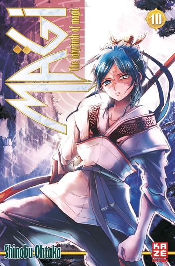 Magi - The Labyrinth of Magic 10 ebook by Shinobu Ohtaka