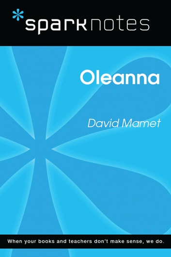 Oleanna (SparkNotes Literature Guide) ebook by SparkNotes