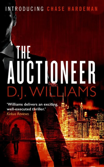 The Auctioneer ebook by D.J. Williams