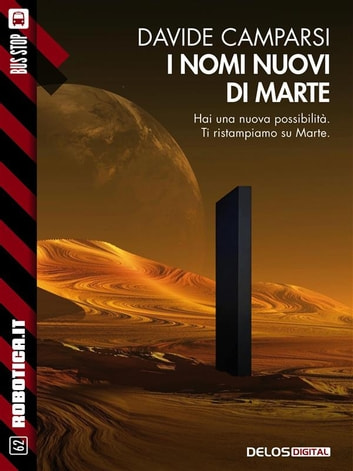 I nomi nuovi di Marte ebook by Davide Camparsi
