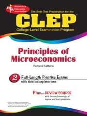 CLEP Principles of Microeconomics ebook by Richard Sattora
