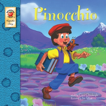 Pinocchio ebook by Carol Ottolenghi,Jim Talbot