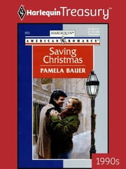 Saving Christmas ebook by Pamela Bauer