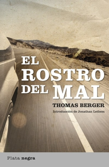 El rostro del mal ebook by Thomas Berger