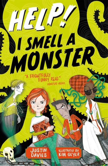 Help! I Smell a Monster ebook by Justin Davies