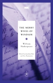 The Merry Wives of Windsor ebook by William Shakespeare,Jonathan Bate,Eric Rasmussen