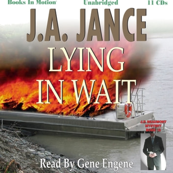 Lying in Wait audiobook by J A Jance