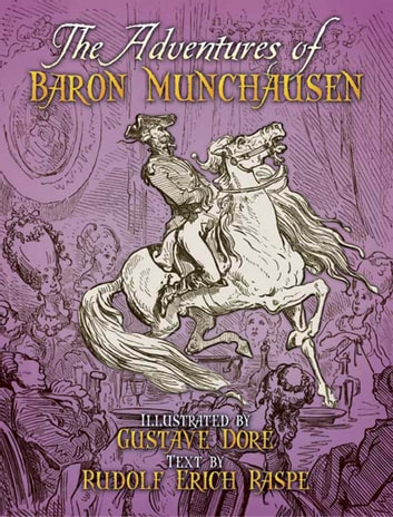 The Adventures of Baron Munchausen ebook by Rudolf Erich Raspe