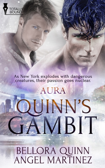 Quinn's Gambit ebook by Angel Martinez,Bellora Quinn