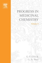 PROGRESS IN MEDICINAL CHEMISTRY ebook by Unknown, Author