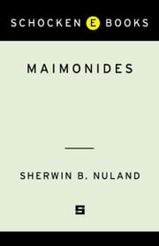 Maimonides ebook by Sherwin B. Nuland