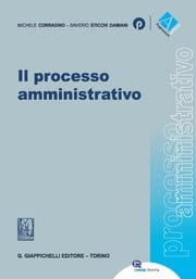 Il processo amministrativo ebook by Michele Corradino,Saverio Sticchi Damiani
