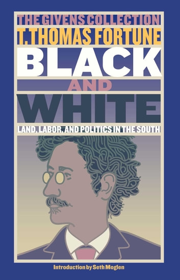 Black & White - Land, Labor, and Politics in the South ebook by T. Thomas Fortune