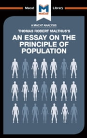 An Essay on the Principle of Population ebook by Nick Broten