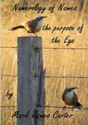 Numerology of Names: the Purpose of the Ego ebook by Mark James Carter