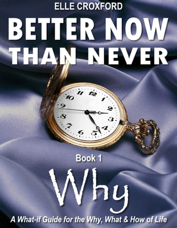 Better Now Than Never: Book 1 Why ebook by Elle Croxford