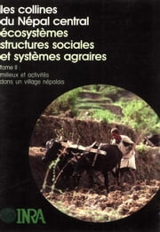 Collines du Népal central Tome 2 ebook by Jean-François Dobremez