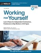 Working for Yourself - Law & Taxes for Independent Contractors, Freelancers & Gig Workers of All Types ebook by Stephen Fishman J.D.