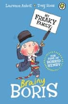 Brainy Boris - Book 4 ebook by Laurence Anholt