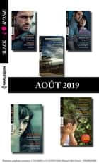 11 romans Black Rose (n°546 à 549 - Août 2019) ebook by