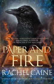 Paper and Fire ebook by Rachel Caine