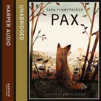 Pax audiobook by Sara Pennypacker