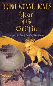 Year of the Griffin ebook by Diana Jones