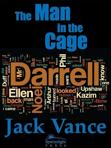 The Man in the Cage ebook by Jack Vance