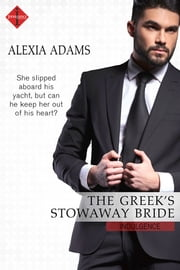 The Greek's Stowaway Bride ebook by Alexia Adams