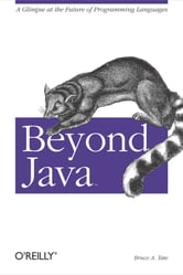 Beyond Java ebook by Bruce Tate