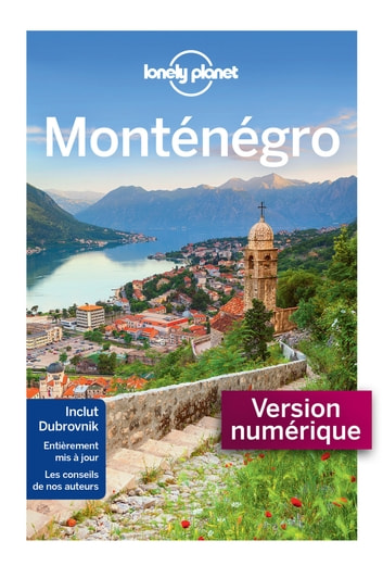 Montenegro - 2ed eBook by LONELY PLANET FR
