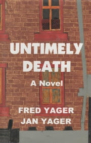 Untimely Death ebook by Fred Yager and Jan Yager