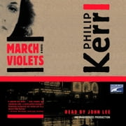 March Violets audiobook by Philip Kerr
