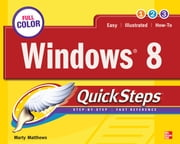 Windows 8 QuickSteps ebook by Marty Matthews