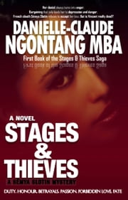 Stages & Thieves ebook by Danielle-Claude Ngontang Mba