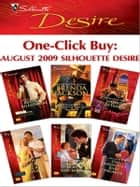 One-Click Buy: August 2009 Silhouette Desire ebook by Kathie DeNosky, Brenda Jackson, Alexandra Sellers,...