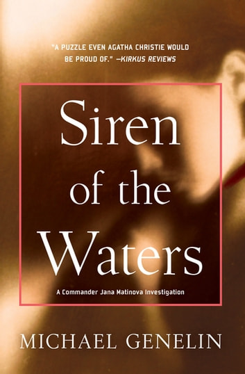Siren of the Waters ebook by Michael Genelin