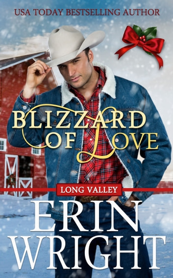Blizzard of Love - A Western Holiday Romance Novella ebook by Erin Wright