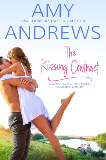 The Kissing Contract ebook by Amy Andrews