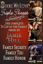 Jamie Hill Triple Threat ebook by Jamie Hill