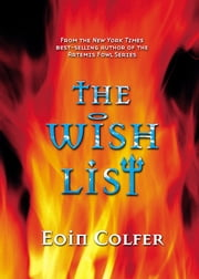 The Wish List ebook by Eoin Colfer