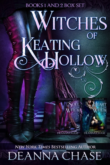 Witches of Keating Hollow Boxed Set - Books 1-2 ebook by Deanna Chase